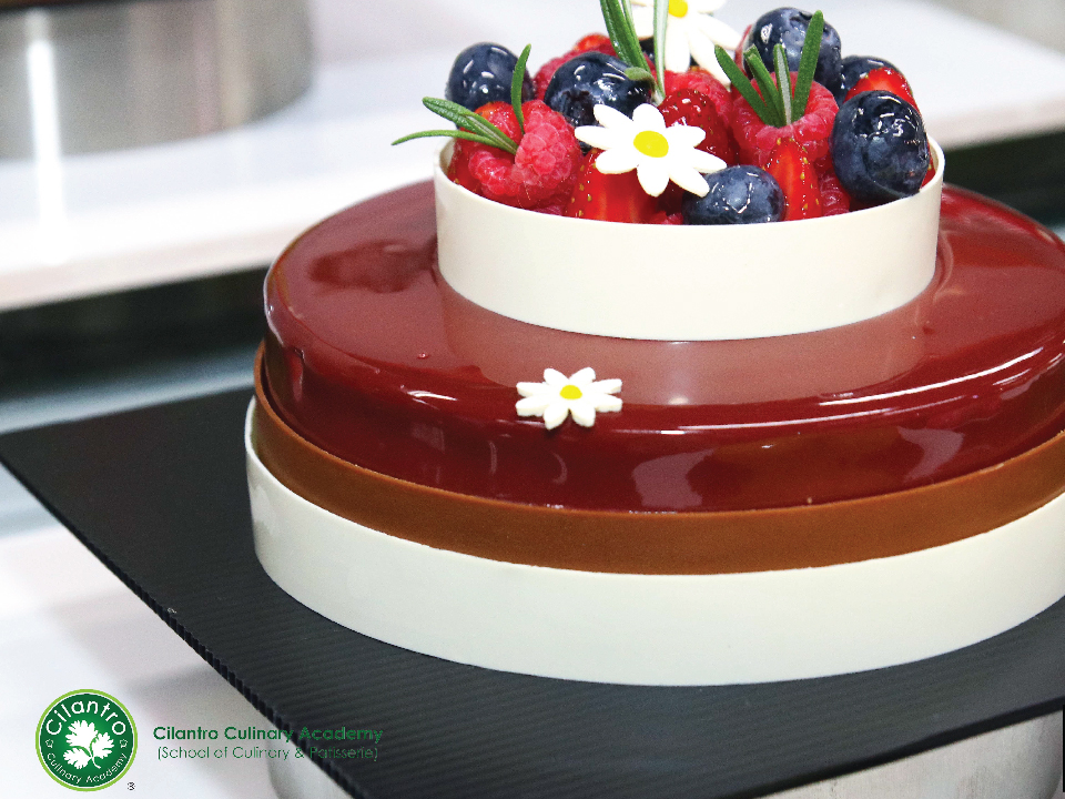 Pastry Creations in Hands-on Workshop