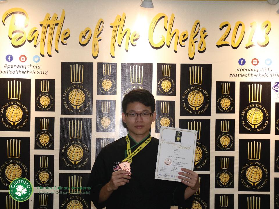 Tan Kim Poh - Bronze Medal