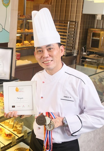 Coach & Representative of Malaysia Pastry Team in International Competition