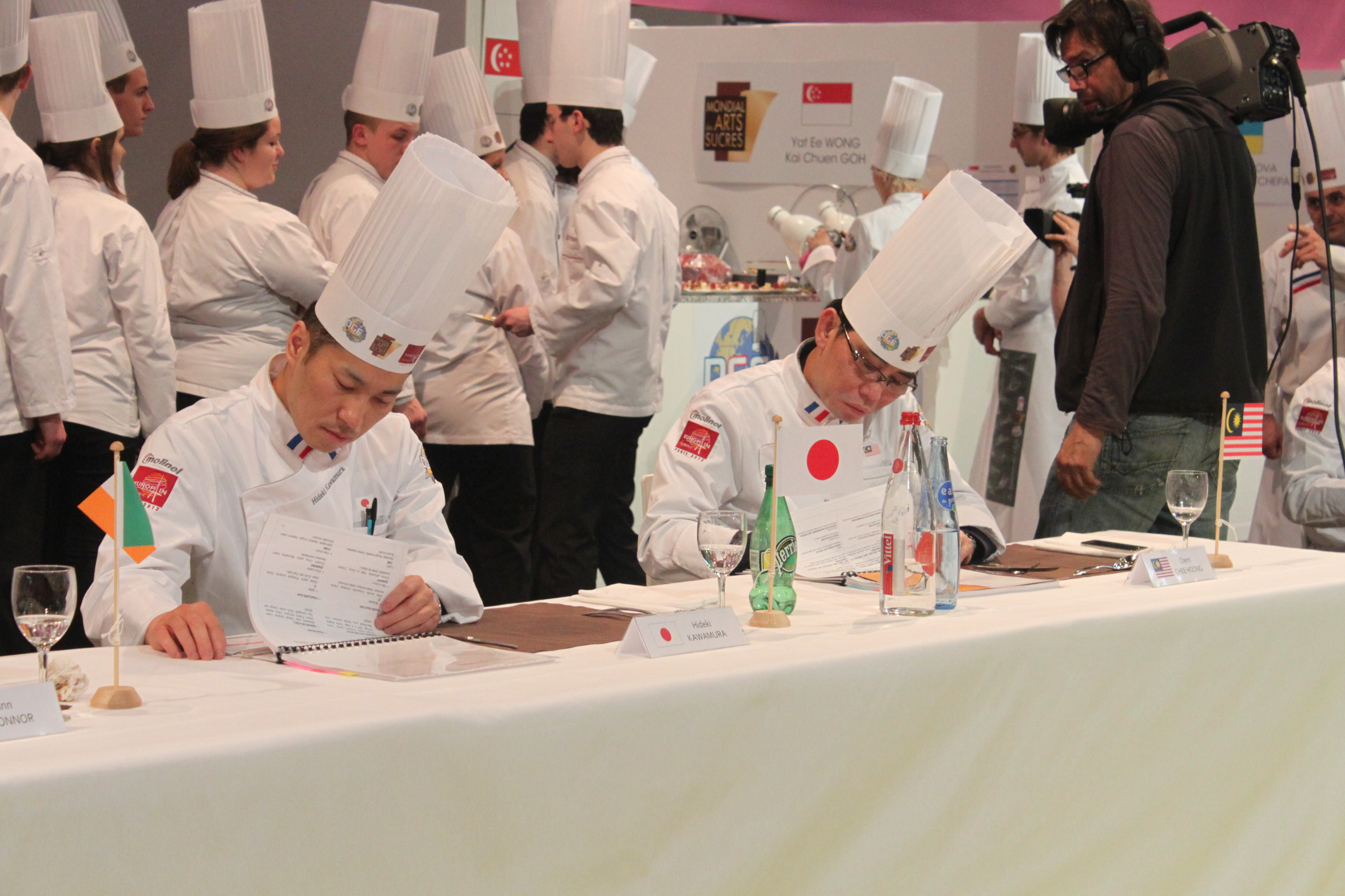 Worldchefs A Level Patisserie Judge